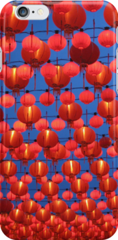 Sea of Lanterns by j0sh