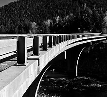 Byers Canyon Bridge by JRRouse