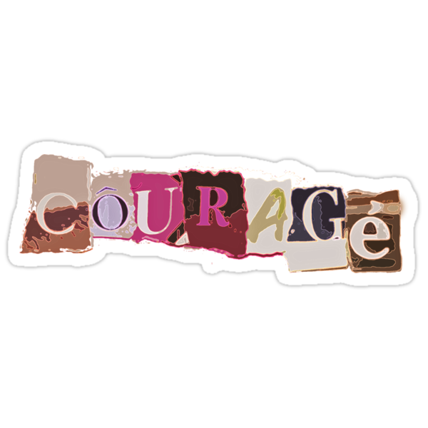Klaine Courage by Lillyeven