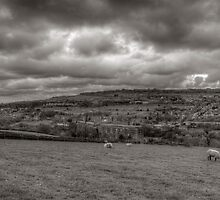 Yorkshire Hills by Devereux Purdon
