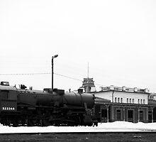 Train Train! by tutulele