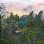 Vista DeLago Park by Joey Anderson