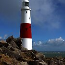 Portland Bill Lighthouse by Doug McRae
