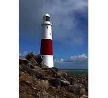 Portland Bill Lighthouse Photographic Print