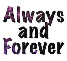 Always and Forever Naley by anniebananie13