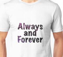 Always and Forever Naley Unisex T-Shirt
