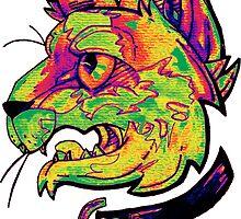 liquidcolor neoncat by HiddenStash