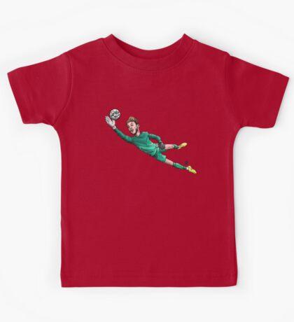 Diving Save Kids Tee