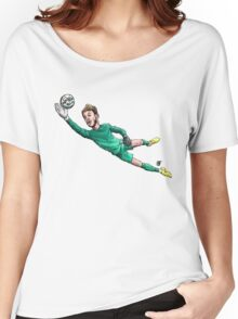 Diving Save Women's Relaxed Fit T-Shirt