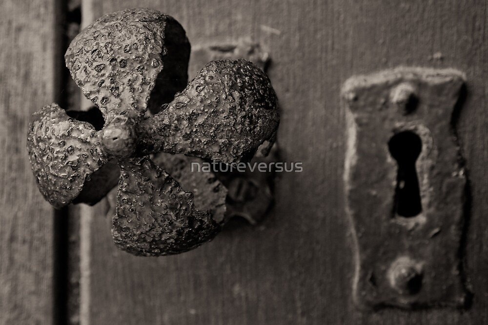 Unlocked by Deb Maidment