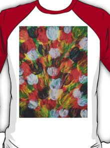 Explosion of Tulips T-Shirt