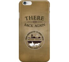There and Back Again - Delivery Services iPhone Case/Skin