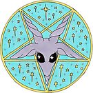 sparkly Baphomet by KaliBlack