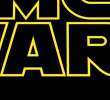 DMCA WARS Sticker