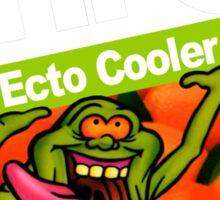 Ecto Cooler Sticker