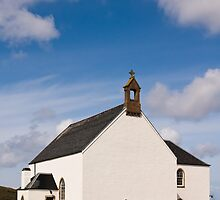 Church of Scotland, Kensaleyre, Isle of Skye, Scotland by Hugh McKean