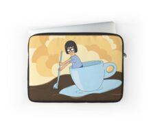 Cup of Tina Laptop Sleeve