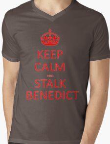 Stalk Benedict Mens V-Neck T-Shirt