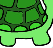 I'm SlowerThen  A Herd Of Turtles Stampeding Through Peanut Butter Sticker