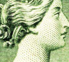 British Falkland Islands Postage Stamp Sticker