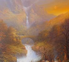 The road to Rivendell by Joe Gilronan