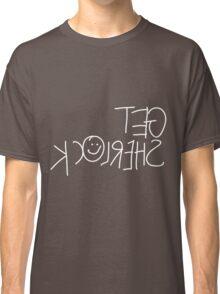 Get Sherlock (reversed) Classic T-Shirt