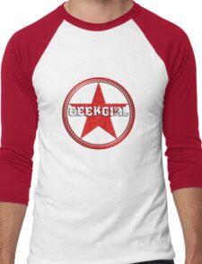 GeekGirl Men's Baseball ¾ T-Shirt