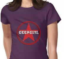 GeekGirl Womens Fitted T-Shirt
