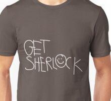 Get Sherlock (right way round) Unisex T-Shirt