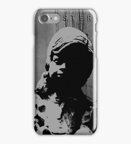 A MYSTERY A MYSTERY A MYSTERY iPhone Case/Skin