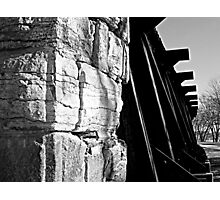 Train Trestle Bridge Photographic Print
