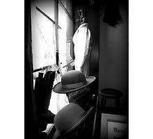 Hat Shoppe Photographic Print