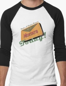 Mentats - A better future, Today!  - Fallout Men's Baseball ¾ T-Shirt