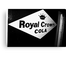 RC Cola Canvas Print