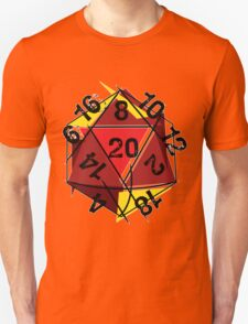Abstracted D20 T-Shirt