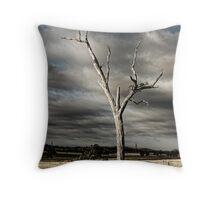 Dead Tree (Bonshaw, NSW) Throw Pillow