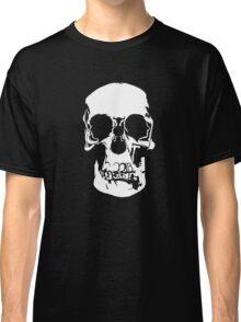 221b Baker Street Skull Classic T-Shirt