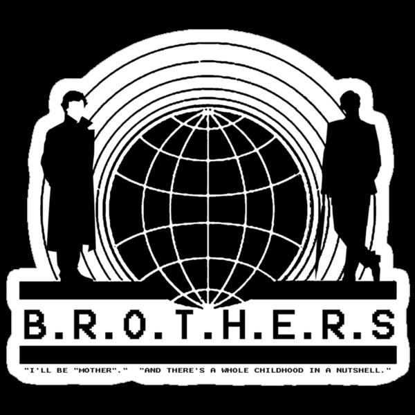 Brothers by kjen20