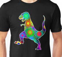 T. Rex Fireworks Unisex T-Shirt