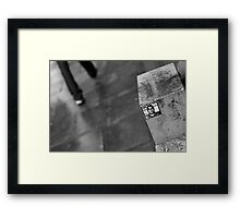 Andre the Giant has a posse Framed Print