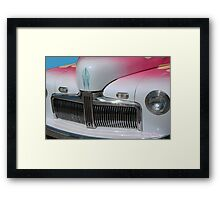 42 Mercury Framed Print