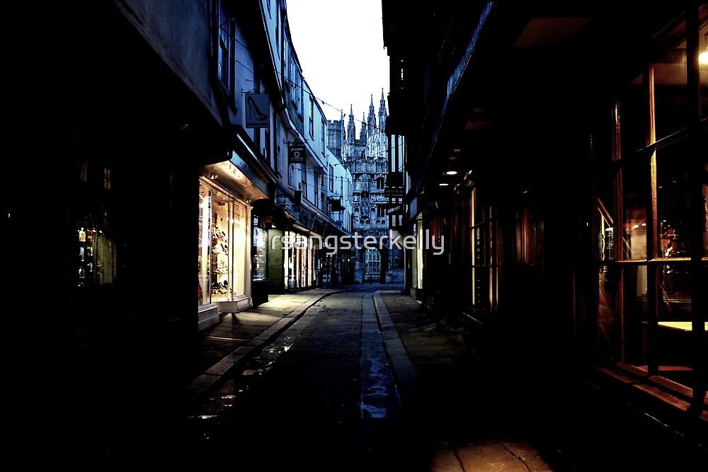 Canterbury - Mercery Lane by rsangsterkelly