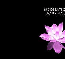 7 DAY'S OF SUMMER-YOGA ZEN RANGE- PINK LOTUS JOURNAL by 7 days of Summer