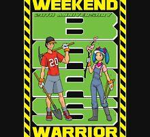BAAS 20th anniversary - Weekend Warrior version Unisex T-Shirt