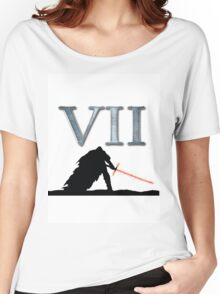 Star Wars VII Women's Relaxed Fit T-Shirt