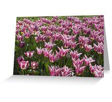 mare di fiori Greeting Card