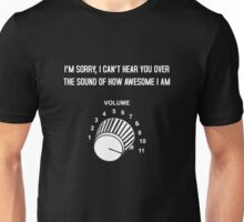 Awesome T Shirt - Goes to 11 Unisex T-Shirt