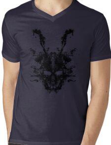 Imaginary Inkblot- Donnie Darko Shirt Mens V-Neck T-Shirt