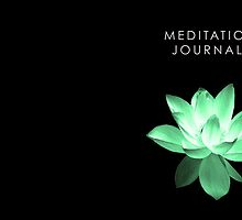 7 DAY'S OF SUMMER-YOGA ZEN RANGE- GREEN LOTUS JOURNAL by 7 days of Summer