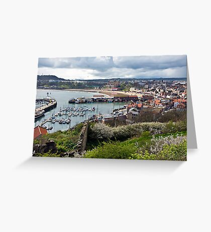 Scarborough Greeting Card